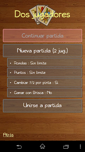 Briscola HD - La Brisca 1.9.2 Screenshots 13