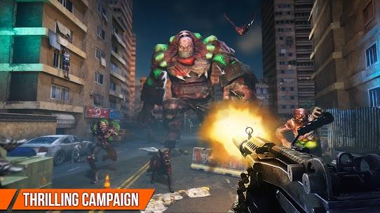 Dead Target MOD APK: Zombie Offline – Shooting Games [Unlimited Guns, Gold, Cash] 7