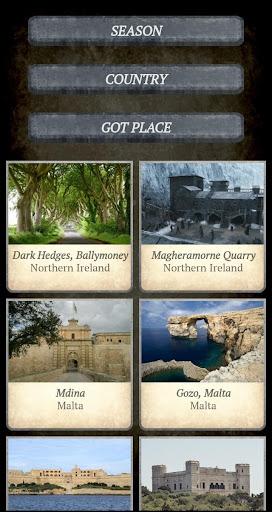 GOT: Travel Guide screenshots 2