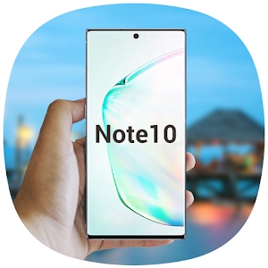 Perfect Note10 Launcher for Galaxy NoteGalaxy S A 4.3 by Beauty Apps Studio logo