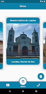 Misas Parroquia de Lourdes 1.3.0 screenshots 1