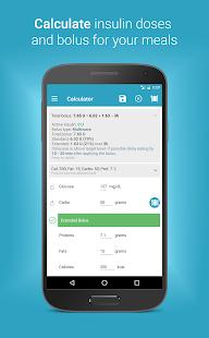 Diabetes:M - Management & Blood Sugar Tracker App screenshots 3
