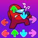 ミュージックバトル:詐欺師FNF Mod