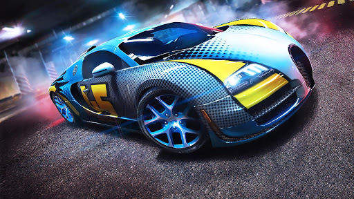 Asphalt 8 - Jeu de course screenshots apk mod 5
