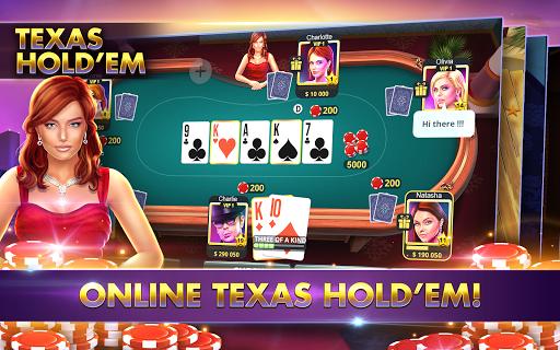 POKER, SLOTS - Huge Jackpot - Texas Holdem Poker  screenshots 18