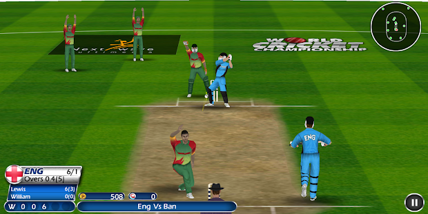 World Cricket Championship  Lt screenshots 6