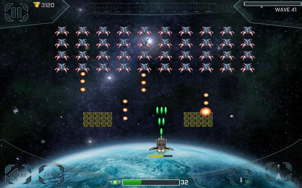 Space Cadet Defender Invaders