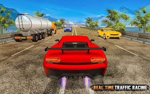 City Highway Traffic Racer - 3D Car Racing 1.0.1 screenshots 2
