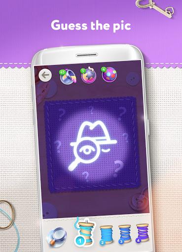 Magic Cross Stitch: Color Pixel Art 2.9.1 screenshots 5