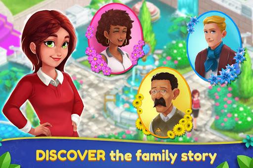 Royal Garden Tales - Match 3 Puzzle Decoration ' 0.9.8 screenshots 6