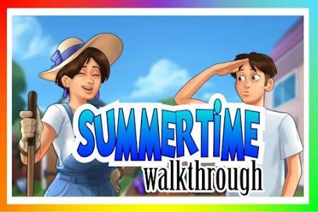 ❤️ Guide Summertime-Saga Walkthrough ❤️ 9