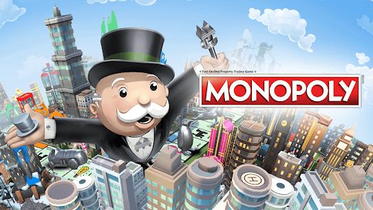 تحميل لعبة مونوبولي Monopoly للاندرويد مجانا [آخر اصدار] 1