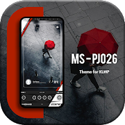 MS - PJ026 Theme for KLWP