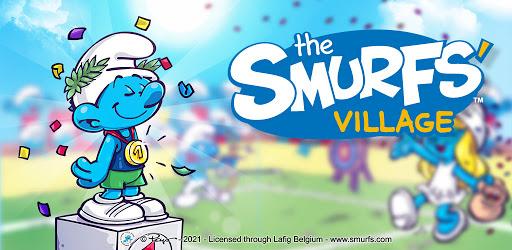 Ngôi làng của Smurfs APK 0