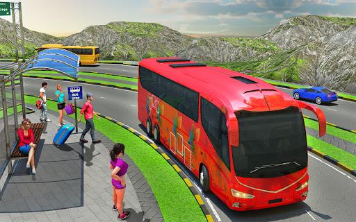 City Bus Simulator 2021: Free Coach Driving 2021  screenshots 15
