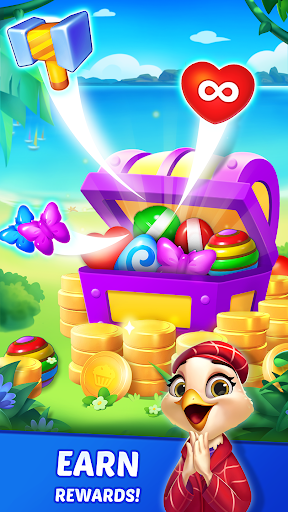 Candy Puzzlejoy - Match 3 Games Offline  screenshots 4