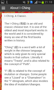 IChing: Book of Changes For Pc, Windows 7/8/10 And Mac – Free Download 2020 1