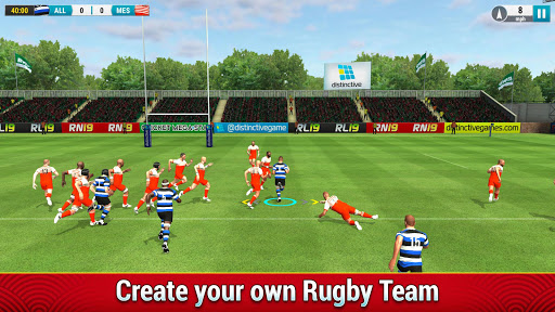 Rugby Nations 19 apktreat screenshots 2