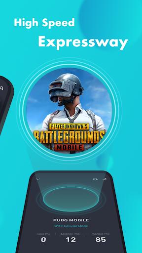 Tap Booster - Gaming VPN screenshots 2