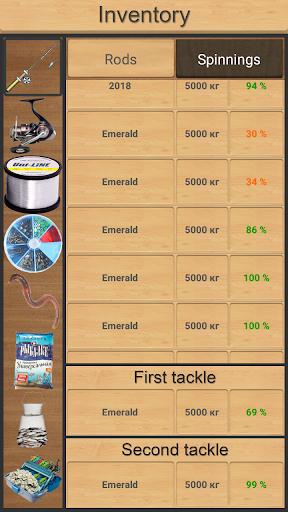True Fishing. Fishing simulator 1.14.3.659 screenshots 3