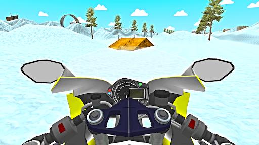 Motorcycle Infinity Racing Simulation 2.2 screenshots 6
