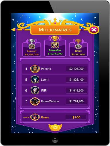 Millionaire WORLD!  Screenshots 13