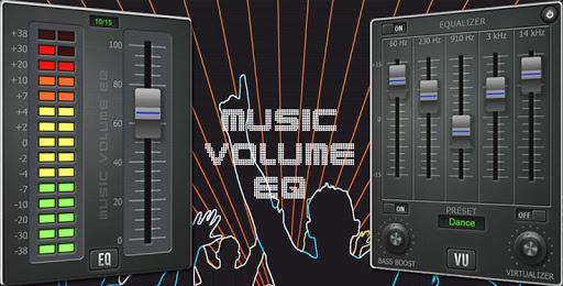 Music Volume EQ u2014 Equalizer, Amplifier, Bass Boost apktram screenshots 8