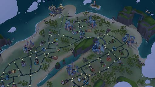 Transit King Tycoon - Seaport and Trucks screenshots 8