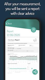 FibriCheck - Check your heart, prevent strokes 1.11.0 Screenshots 4