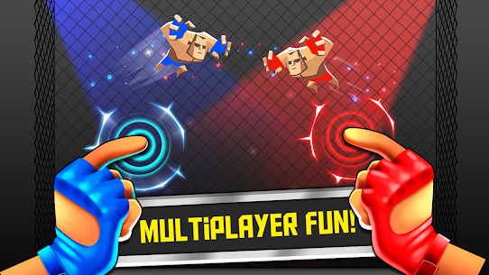 UFB  MMA 2 Player Fight Games Apk Download 2021 1