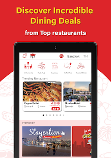 Hungry Hub - Thailand Dining Offer App 5.7.9 Screenshots 17
