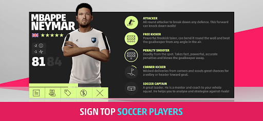 SEASON Pro Football Manager - A u26bdufe0f Management Game screenshots 13