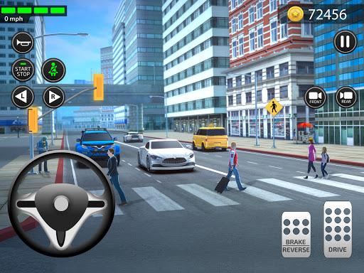 Driving Academy - Car School Driver Simulator 2020 2.8 screenshots 11