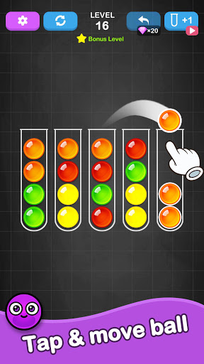 Ball Sort Puzzle - Color Sorting Balls Puzzle APK MOD Download 1
