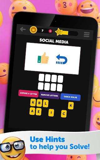 Guess The Emoji - Trivia and Guessing Game! 9.52 screenshots 21