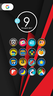 Aurom - Icon Pack Screenshot