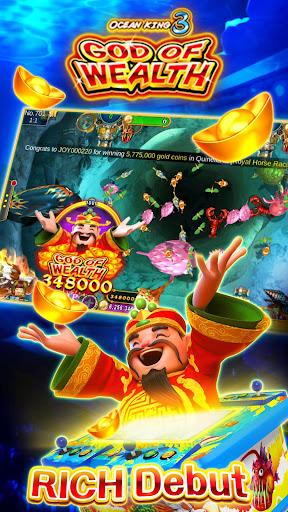JinJinJin - Monkey Storyu3001FishingGameu3001God Of Wealth  screenshots 1