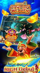 JinJinJin - Monkey Storyu3001FishingGameu3001God Of Wealth 2.18.1 screenshots 1