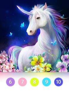Coloring Fun : Color by Number Games screenshots 24