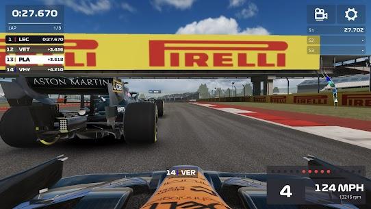 F1 Mobile Racing Apk 5