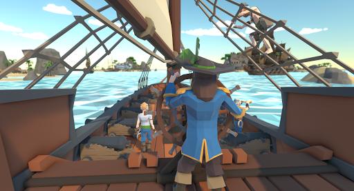 Pirates Island on Caribbean Sea Polygon  screenshots 1