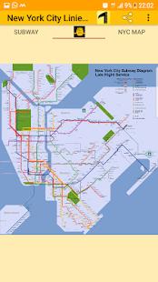 New York City Subway Maps