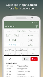 NomNom - Cooking Converter