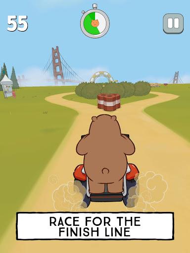We Bare Bears - Free Fur All: Mini Game Arcade  Screenshots 11