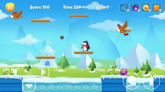 Penguin Run  Apps For Pc (2021) – Free Download For Windows 10, 8, 7 2
