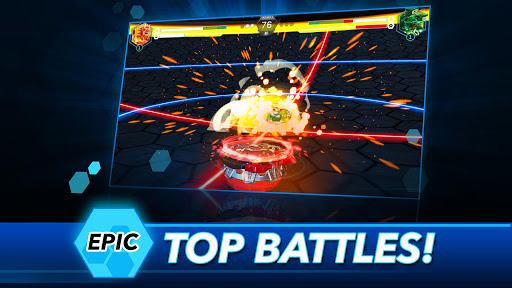 beyblade burst game screenshot 1
