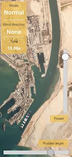 Steer through the Suez Canal  screenshots 1
