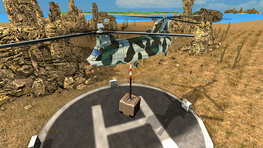 Helicopter Rescue Flying Simulator 3D 1.1 screenshots 7