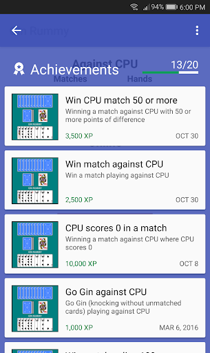 Gin Rummy android2mod screenshots 5