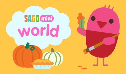 Sago Mini World